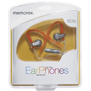 Memorex EC100 Earphone