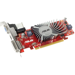 Radeon Hd 5450 1gb Ddr3 Low Profile / Silent / DVI / Hd / Mfr. No.: Eah5450 Silent Di 1g