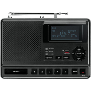 Same Weather Alert Radio / Mfr. Item No.: Cl-100