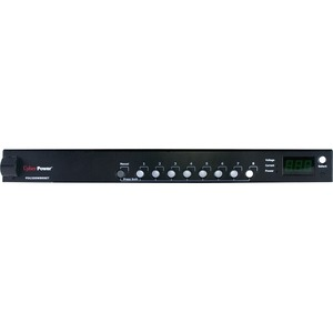 20a Switched Pdu 1u 8 Out 5-20r 120v 8r Out 5-20p 10ft Cord / Mfr. No.: Pdu20sw8rnet