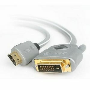 StarTech.com Premium 6.6 ft (2m) DVI to HDMI Cable for Digital Video