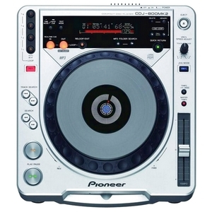 Pioneer CDJ-800MK2 Record Turntable