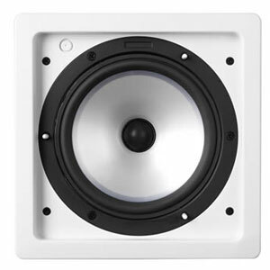 KEF Ci Series Ci160.2QR In-Ceiling Speaker