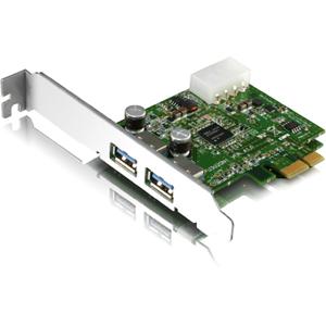 Aluratek AUPC100F 2-port USB 3.0 PCI Card Adapter