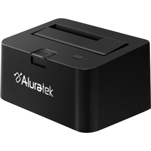 2.5/3.5 USB 3.0 SATA Hard Drive External Docking Enclosure / Mfr. No.: AHDDu200f
