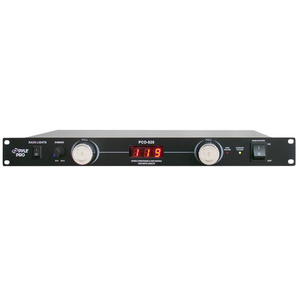 19in Rack Mount 8 Outlets 1800 Watt Power Conditioner W/Voltag / Mfr. No.: Pco820