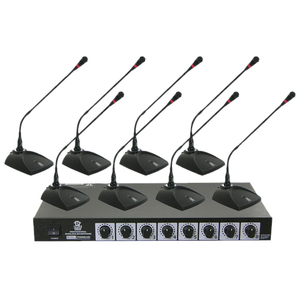 Wl Mic Syst Pro VHF 8 Channel Syst / Mfr. No.: Pdwm8300