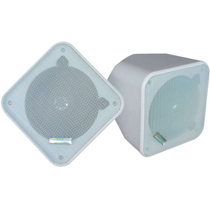 5in Weatherproof Indoor/Outdoor Full Range 2-Way Multi-Mnt Spkr / Mfr. no.: PDWP5WT