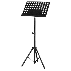 Heavy Duty TriPod Music Note Stand / Mfr. No.: Pms1
