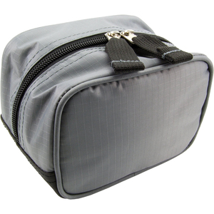 Small Accessory Zipper Case Grey For Charges Polybag / Mfr. No.: Gps-9045k