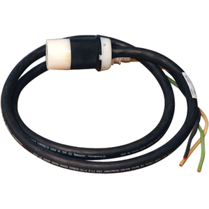 120v 10ft Single Phase Whip W/ 3ft Rmvble Outer Jckt L5-20r De / Mfr. no.: SUWL520C-10
