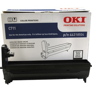 Black Image Drum Type C16 For C711 30k Yield / Mfr. No.: 44318504