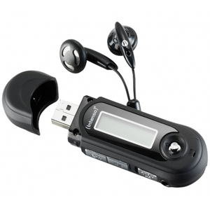 Intenso Music Walker 4GB Flash MP3 Player