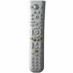 Microsoft XBox 360 Universal Media Remote Control