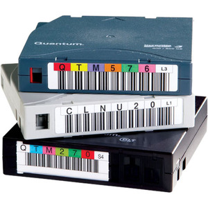 Lto5 Barcode Labels Series 000101-000200 / Mfr. No.: 3-05400-11