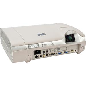 3M SCP717 Multimedia Projector