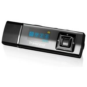 Transcend T-Sonic 320 8GB Flash MP3 Player