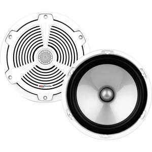 6 1/2in Marine Speaker Audiophile Quality 350w White / Mfr. No.: Mr652c