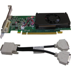Geforce 210 PCIe Lp/Atx 512mb Ddr2 Dms59 To 2x DVI-I and HDMI 3 / Mfr. No.: Video-Px628-Dlp
