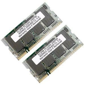Emartbuy EL_512MBX2_DDRSO400_KIT_2083_1 1GB DDR SDRAM Memory Module