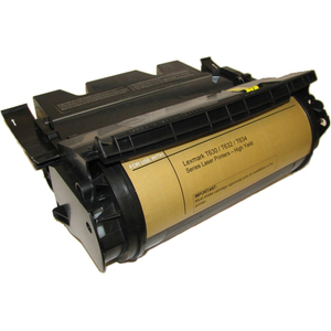 Black 12a7362 Toner Cartridge For Lexmark T630 632 634 21k / Mfr. No.: Tlk1t630