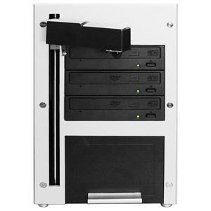 The Cube 3 Robotic Lightscribe Cd Dvd Duplicator 3 Drive 60 Di