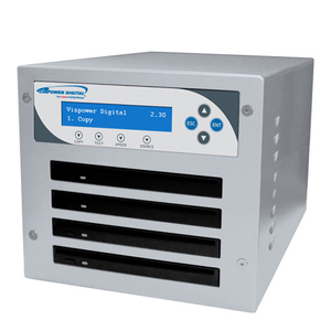 1:4 Slim Micro Compact Blu-Ray Cd Dvd Disc Network Duplicator