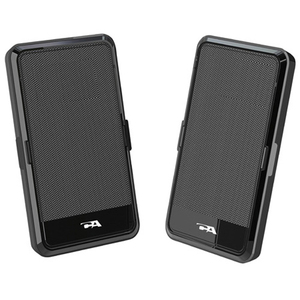 Cyber Acoustics 2.0 USB Powered Portable Speaker System / Mfr. No.: Ca-2988