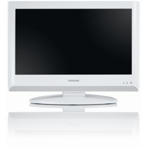 """Toshiba REGZA 19AV616D 19"""" LCD TV"""