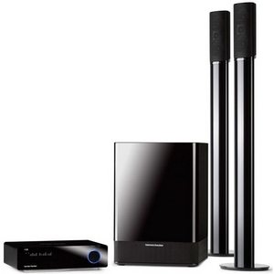 Harman HS 200 Home Theater System