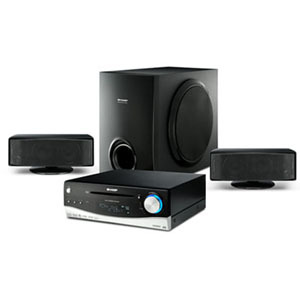 Sharp HT-DV40H Home Theater System