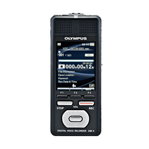 Olympus DM-4 8GB Digital Voice Recorder