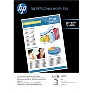 Papier photo brillant HP A4 (210 x 297 mm) - - CG964A