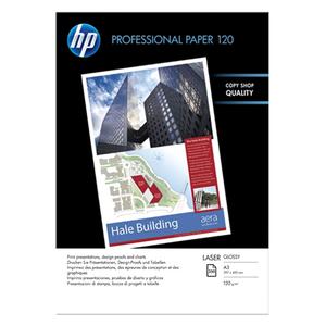 Papier Glace HP A3 (297 x 420 mm) - 120 g/m2 - 250 feuille(s) - CG969A