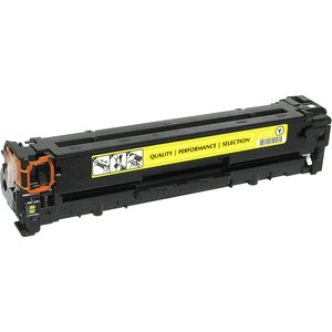 Yellow Toner Cartridge For Hp Cb542a Cp1215 Cp1518ni 1.4k Yie / Mfr. No.: Thy21215
