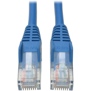 6ft Cat5e Cat5 Blue Molded Snagless RJ45 Patch Cord 350mhz / Mfr. No.: N001-006-Bl