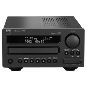 NAD C 715 CD Player/Recorder