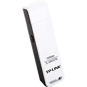 Tp Link 11ngb 150mb Wireless N USB Adapter / Mfr. no.: TL-WN727N