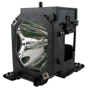 Replacement Lamp For Epson Powerlite 7700p Replaces Elplp1