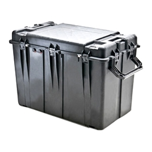 0500 Transport Case Black W/Foam 34.95x18.45x25.25 Stackable / Mfr. No.: 0500-000-110