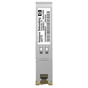 X120 1gb Sfp RJ45 T Transceiver / Mfr. No.: Jd089b