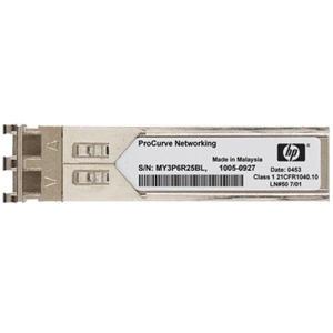HP Gigabit Ethernet SFP (mini-GBIC) Transceiver