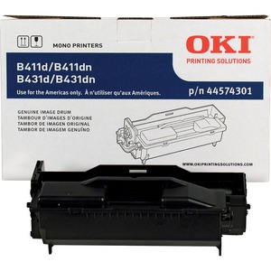 Black Image Drum Type B2 For B411/B431/Mb461/Mb471/Mb471w/Mb / Mfr. No.: 44574301