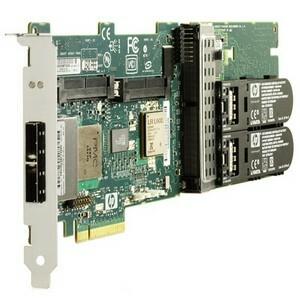 HP P400 8-Port SAS RAID Controller