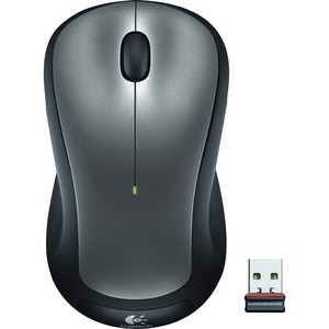 Logitech M310 Wireless Mouse - Silver / Mfr. no.: 910-001675