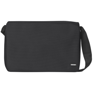 Laptop Messenger Bag - Black Accommodates Up To A 16in Lapto