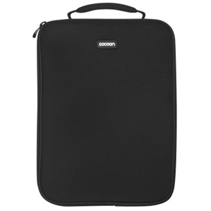 Neoprene Laptop Sleeve - Black Accommodates Up To A 13in Lapto