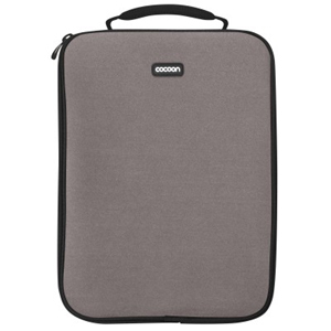 Neoprene Laptop Sleeve Gray Fits Up To 13in Laptop / Mfr. No.: Cls357gy