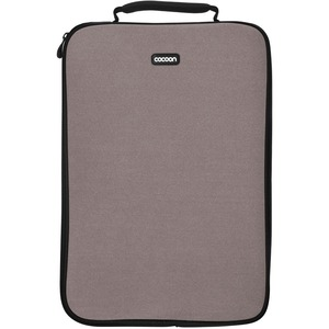 Neoprene Laptop Sleeve - Gray Accommodates Up To A 16in Lapto