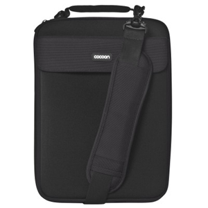 Neoprene Laptop Case - Black Accommodates Up To A 13in Lapto